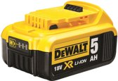 Dewalt DCB184 XR accu 18V 5,0Ah Li-Ion