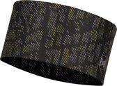 BUFF® Coolnet Uv+ Headband Throwies Black - Hoofdband