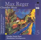Reger: Chamber Music / Tanski, Manheimer Streichquartett