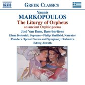 Markopoulos: Liturgy Of Orpheus
