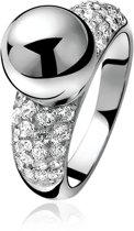 Zinzi - Zilveren Ring - Maat 58 ZIR716-58