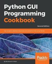 Python GUI Programming Cookbook -