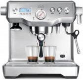 Solis Barista Triple Heat 1011 - Pistonmachine - Espressomachine - Dubbele RVS Boiler