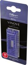 Vinove Navulling Autoparfum Prestige Wood Line Milano