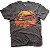 Merchandising STAR WARS 7 - T-Shirt Speeder Grey (S)