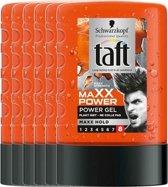 Taft Maxx Power Gel Tottle Voordeelverpakking