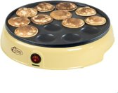 Bestron Poffertjesmaker APFM700SD 800 W crème