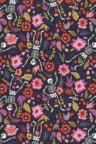 Day Of The Dead Pattern Sugar Skull Santa Muerte 30
