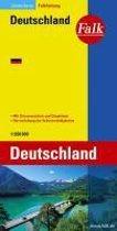 Falk Länderkarte Deutschland 1 : 650 000