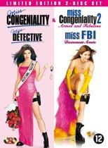 MISS CONGENIALITY 1+ 2 - 2 disc dvd