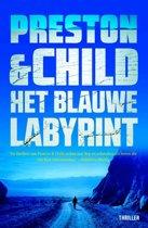 Pendergast thriller 14 - Het blauwe labyrint