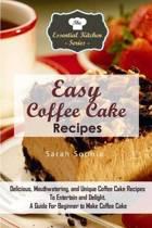 Easy Coffee Cake Recipes