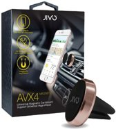 Jivo AVX4 Magnet Universal Air Vent Car Mount- Rose Gold Limited edition