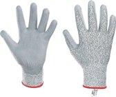 ESV WORK CutKnit® Grey Snijbestendige handschoen, maat 9 (L)