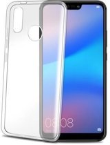 Celly Gelskin Cover HUAWEI P20 lite transparent