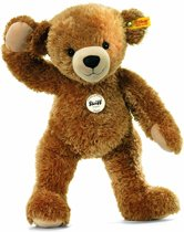 Steiff Knuffel Lichtbruin Happy Teddybeer - 28 cm