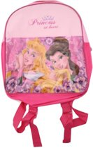 Disney Rugzak 28x22x8 cm belle princess at heart roze