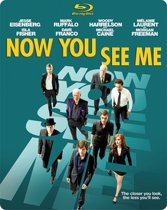 Now You See Me (Blu-ray Metal Case)