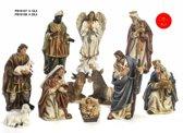 Klassieke Kwaliteits Kerststal