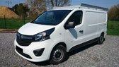 Aluminium imperiaal Opel Vivaro Roll&Fix Spanbanden Systeem | Opel Vivaro 2014+ | L2H1