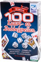Clown Games - 100 Beste kaart- en dobbelspellen