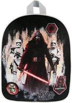 Disney Rugzak Star Wars Through The Galaxy - Zwart - 10 X 22 X 31 Cm