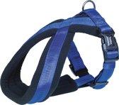 Nobby hondentuig comfort blauw - xs/s - buikomvang 30-40 cm - breedte 15/30 mm
