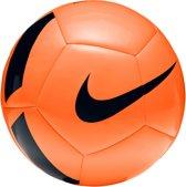 Nike Voetbal - oranje/zwart