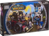 Mega Bloks World Of Warcraft Demolisher Attack - Constructiespeelgoed