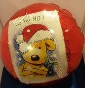Folieballon kerst hohoHO! 46cm