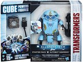 Transformers The Last Knight Sqweeks Power Cube Starter Pack