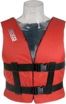 Besto Zwemvest - rood/zwart