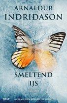 Boek cover Smeltend ijs van Arnaldur Indridason (Onbekend)