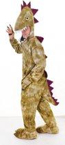 Pluche dinosaurus kostuum