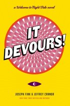 Omslag van 'It Devours!'