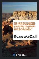 The Mountain Minstrel, Or, Clsach Nam Beann