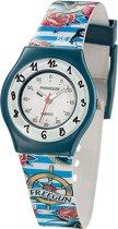 Freegun �  hypercolor EE5191 Jongen Quartz horloge