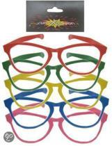 Maxi bril zonder glas