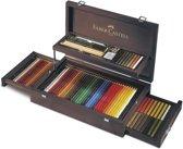 Kleurpotlood Faber-Castell Art & Graphic Collection Luxe koffer