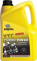 Bardahl Motorolie XTC 15W40 Turbo