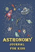 Astronomy Journal: For Kids