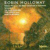 Holloway: Serenade in C, Fantasy-Pieces / Nash Ensemble