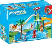 Playmobil Waterpretpark met Glijbanen - 6669