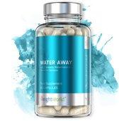 WeightWorld Water Away -  Natuurlijke Vochtafdrijver - Plastabletten zonder recept - 60 Capsules