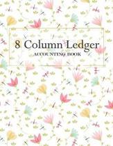 8 Column Accounting Ledger