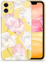 iPhone 11 TPU Case Lovely Flowers