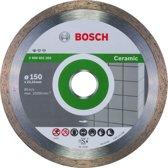 Bosch - Diamantdoorslijpschijf Standard for Ceramic 150 x 22,23 x 1,6 x 7 mm
