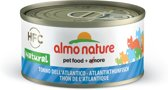 Almo Nature - Atlantische Tonijn - Kattenvoer - 24 x 70 g