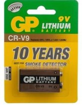 GP Batteries Lithium CR-9V Single-use battery