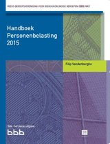 Reeks Beroepsvereniging voor Boekhoudkundige Beroepen 1 - Handboek Personenbelasting 2015